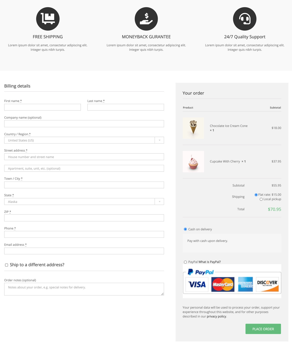 WooCommerce Product Page Builder for Avada and Fusion Builder - 2